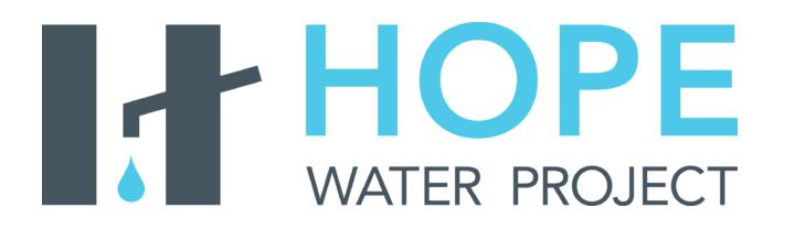 Hope-Water
